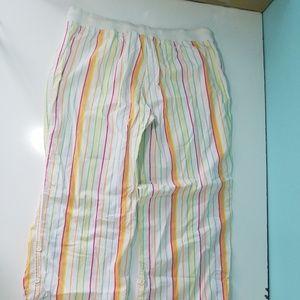 Xhilaration Sleepwear Striped Pajamas O872